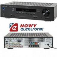 Wzmacniacz AV 5.1 5x80W RMS Amplituner HD4347 Kruger&Matz 6xHDMI