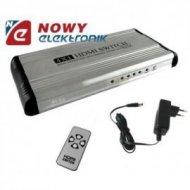 Przełącznik HDMI 4X1 MRS 1.3 sumator
