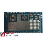 Płytka uniwers. 100xTIMER555 EX-CARD