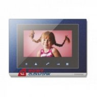 "Monitor vid. CMV70S ""Fine View"" videodomofon/COMMAX z doświetleniem LED"