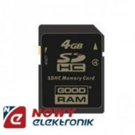 Karta pamięci SDHC 4GB GOODRAM Class 4