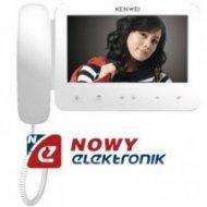 """Monitor vid. KW-E705FC-W biały Kolor 7""""   KENWEI"""