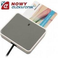 Czytnik smart kart CLOUD 2700F USB poziomy bez podstawki
