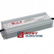 Zasilacz imp. 12V 300W 25A IP67 Przemysłowy