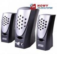 Głośniki komp. INTEX 980W 5W + 3Wx2