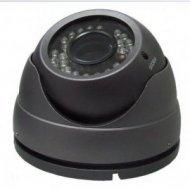 """Kamera kolor CDL-515S DOME IR CCD1/4"""", 420linii, 3.5-8mm, 0lux METAL"""