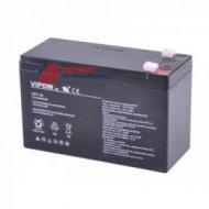 Akumulator 12V-7Ah         VIPOW żelowy