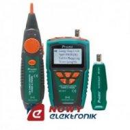 Tester sieci LAN MT-7071 Proskit +szukacz par przewodów+miernik długości