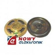 Głośnik miniaturowy 5cm 0,5W 8Ω