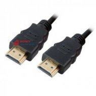 Kabel HDMI 1m v.1.4 ethernet 28AWG Cu