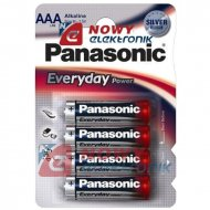 Bateria LR6 PANASONIC Everyday Power ALKALINE