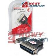 Przejściówka z USB na LPT Y-120 drukarkowy CENTRONICS UNITEK Y-120
