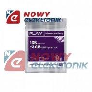 Zestaw startowy PLAY internet1G 9zł 1GB
