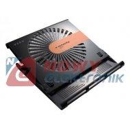 Podstawa Notebook chłodz. MANTA MP01 do PC typu Laptop