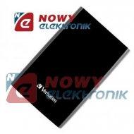 "Dysk zewnętrzny 1TB2,5""USB3.0 V VERBATIM  BLACK"