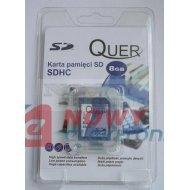 Karta pamięci SDHC 8GB Quer