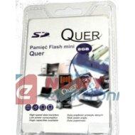Pamięć PENDRIVE 8GB Quer mini