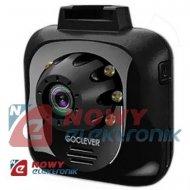 """Rejestrator trasy GOCLEVER MINI 1280x1080 monit.LCD 1,5"""", kamera CARDVR"""