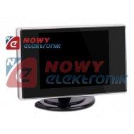 "Monitor LCD 3,5"" VM-435         do systemu cofania 12-24VDC"