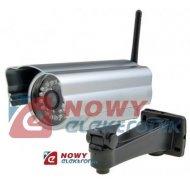 Kamera kolor IP NIP-006OAM WiFi DIGNITY, LAN RJ45 Mikrof.Głośnik,
