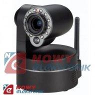 Kamera kolor IP NIP-09H2R  WiFi DVR zapis mikroSD DIGNITY LAN HD720 ZOOM