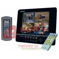 Zestaw VIDEODOMOF.z syst.monit. OR-840DVR (z systemem monitoringu)