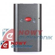 Moduł GPS LOKALIZATOR GT03B     Śledzenie pojazdu za pomocą SMS / GPRS