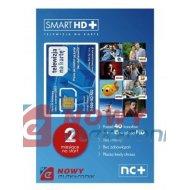 Karta startowan SMART HD 2-mce. TNK HD+ NC