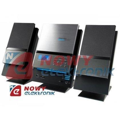 Domowy system audio Kruger&Matz z CD SD USB