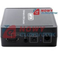 Konwerter VGA/HDMI UNITEK  wejscie VGA/wyjscie HDMI Y-8701