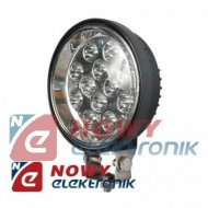 Lampa LED KW-113 WHITE 12-24V   (12V/24V)