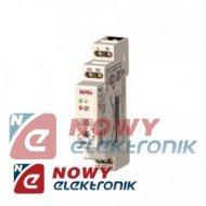 Wyłącznik zmierzchowy WZM-01    DIN 230V/16A/IP20 bez sondy