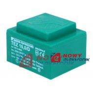TEZ10/D/12-12V  Transformator   230VAC