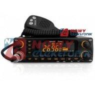 CB radio YOSAN JM-3031M TURBO   AM/FM czarny