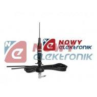 CB antena samoch.ZEFIR NEW 2016 montażowa 52cm  -5dbi