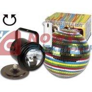 Zestaw PARTY Kula,motor,lampa