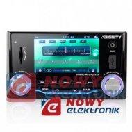 Radio samoch.Dignity HT-868-LCD 2DIN 4x60WATT USB/SD/MMC Vario Colour
