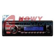 Radio samoch.PIONEERDEH-1700UBB CD+USB BLUE (niebieski)