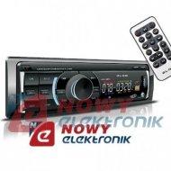 Radio samoch.BLOW AVH-8672 MP3+ PILOT 4x60WATT USB/SD/MMC