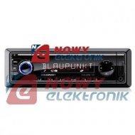 Radio samoch.BLAUPUNKTADELAIDE 130 USB+SD podświetl. biały czerwony