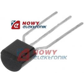 2N3904 NPN 200mA,40V  Tranzystor 625mW TO92