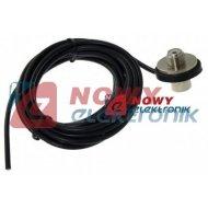 CB Głowica z gniazdem UHF+Kabel BOSTON ZG932, VR130 (stopka PL z kablem)