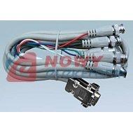 Kabel do mon. HDB15M/5*BNC 1.8m