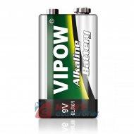 Bateria 6LR61 VIPOW  9V alkaliczna