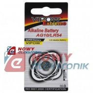 Bateria AG10 VIPOW EXTREME zeg. 189