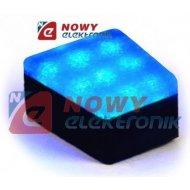 Kostka brukowa świecąca LED RGB SKBRT38RGB 10,5x8x11,1