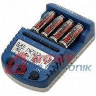 Ładowarka BC 1000 R3,R6 Mikropr. z LCD i pomiarem pojemności