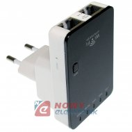 Wzmacniacz sygn.Wi-Fi REPEATER NEPOWER 300Mb/s