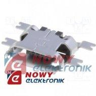 Gniazdo USB-B micro mont.USB 2.0 SMT (smd) MC-RS-RE-TS-0R-AT-SM-TE-H1