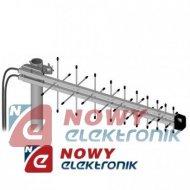 Antena GSM ATK-LOG LTE Mimo 4G 3G 2x10m HSDPA/UMTS/DCS 800-2170MHz FME